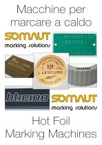 HOT Foil Marching Machines