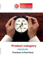 product category - pressure