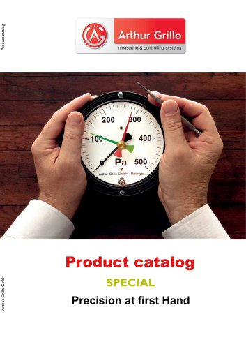 product category - special