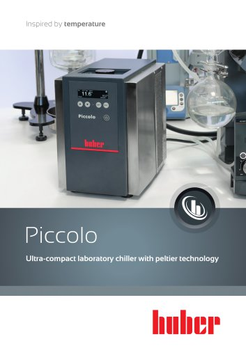 Piccolo Ultra-compact laboratory chiller with peltier technology