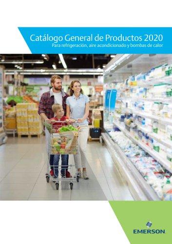 Copeland y Alco Controls Catalogo General de Productos 2020