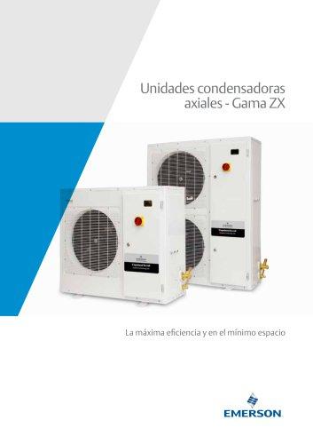 Unidades condensadoras axiales - Gama ZX