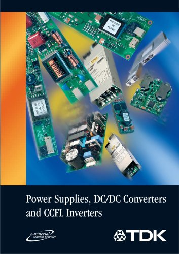Power supplies catalog