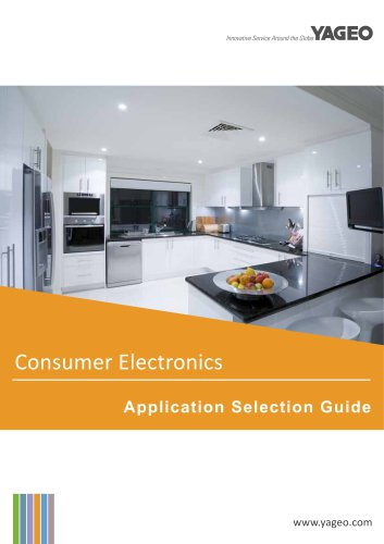 ElectronicComponents for Consumer Electronics