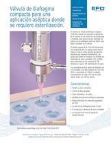 Válvula Aséptica