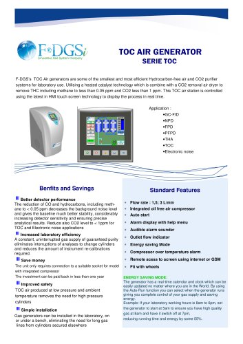 TOC Air Generator