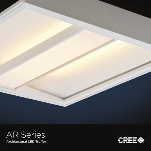 AR Series : Architectural LED Troffer
