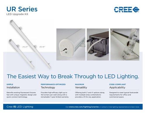 UR Series LED Upgrade Kit