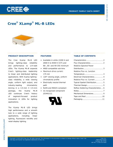 XLamp ML-B