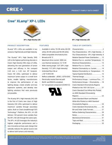 XLamp XP-L