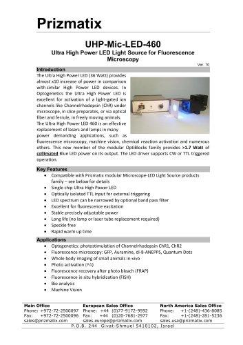 UHP-Mic-LED-460