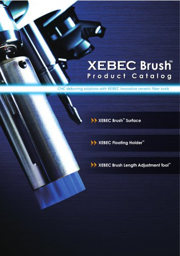 XEBEC Floating Holder™ BT shank