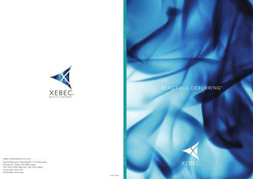 XEBEC General Catalogue