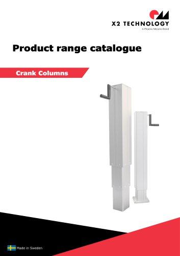 Crank columns