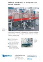 Máquinas clasificadoras - Mesa densimétrica de alta capacidad TH3 - 4