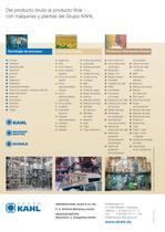 Máquinas y plantas para la industria alimenticia (Cereales, Legumbres, Té / infusiones, Concentración de proteínas, Especias, Semillas oleaginosas) - 4