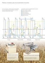 Plantas completas para el procesamiento de avena - 2