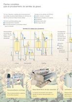 Plantas completas para el procesamiento de semillas de girasol - 2