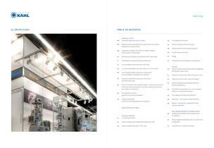 Revista –Desarrollos actuales del Grupo KAHL - 4