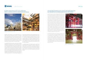 Revista –Desarrollos actuales del Grupo KAHL - 6