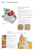 SCHULE – Su competente colaborador para el procedimiento tecnológico en tratamientos de arroz - 6
