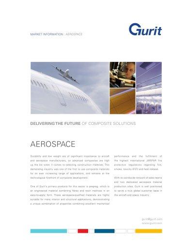 Aerospace Market Summary from Gurit