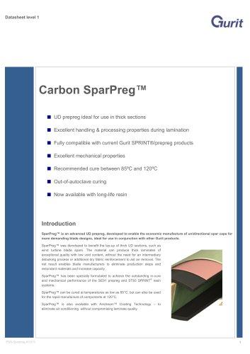 Carbon SparPreg (v9)