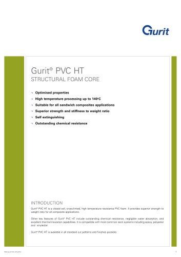 Gurit® PVC HT - Structural Foam Core (v2)