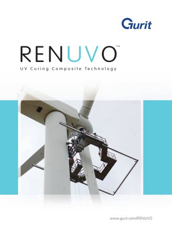 RENUVO UV Curing Composite Technology Brochure (v6)