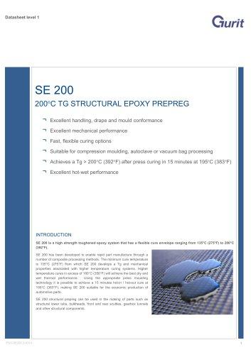 SE 200 - Structural Epoxy Prepreg (v3)