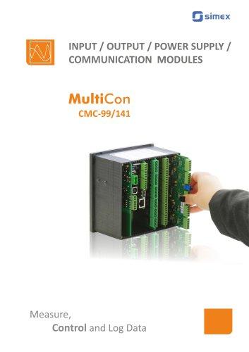 MultiCon modules catalogue v1.17.101