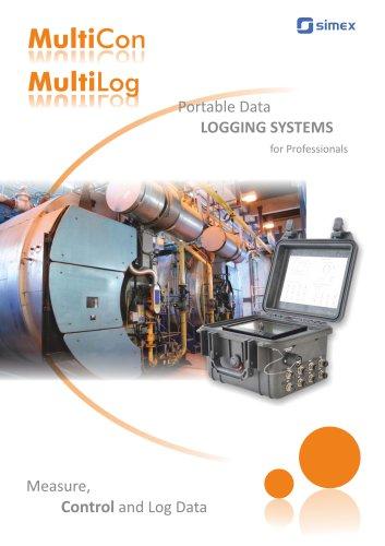 Simex Portable Data Logging System