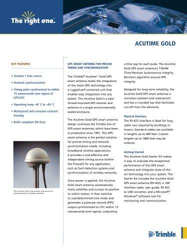 Acutime Gold