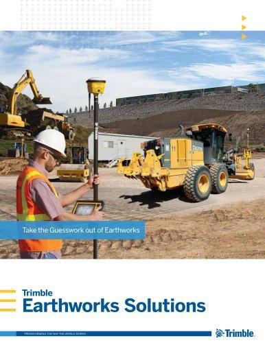 Brochure – Trimble Earthworks Solutions