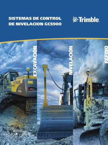 SISTEMAS DE CONTROL DE NIVELACION GCS900