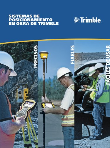 Site Positioning Systems Brochure - Spanish
