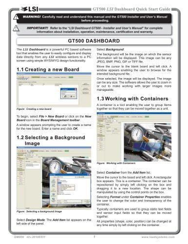 Trimble Lifting Dashboard_Quick-Start-Guide_03312010_EN