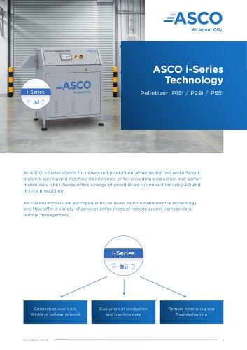 ASCO iSeries Service Technology P15i-P28i-P55i