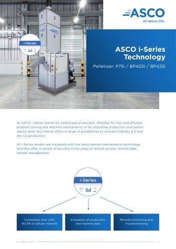 ASCO iSeries Service Technology P75i-BP420i-BP425i