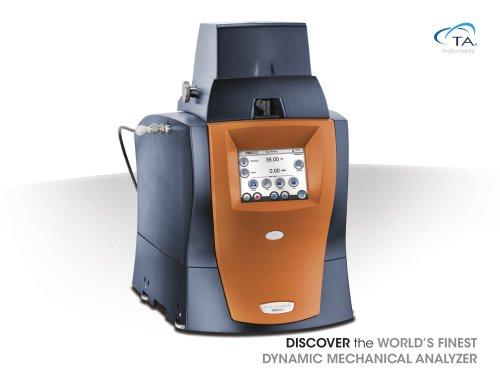 Dynamic Mechanical Analyzer - DMA 850