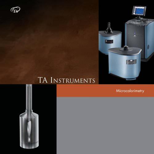 Microcalorimetry