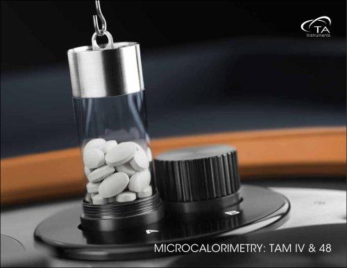 MICROCALORIMETRY: TAM IV & 48