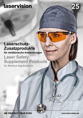 Laser Safety Supplement Products