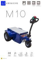 M10 Remolcador de arrastre - 1