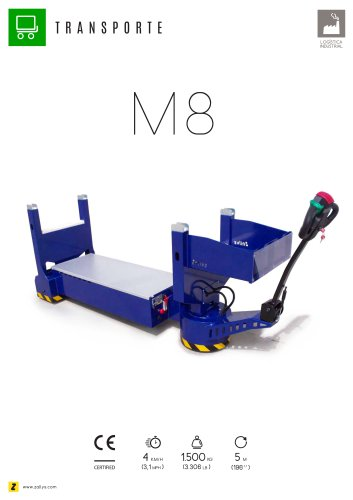 M8 instalación eléctrica
