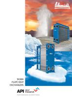 SIGMA Plate Heat Exchangers