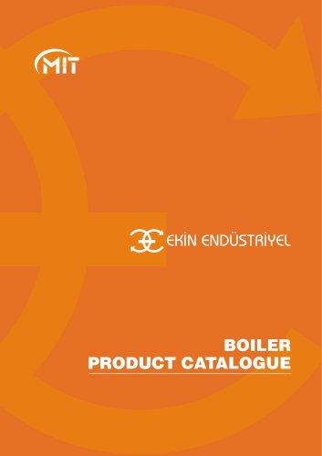 BOILER PRODUCT CATALOGUE