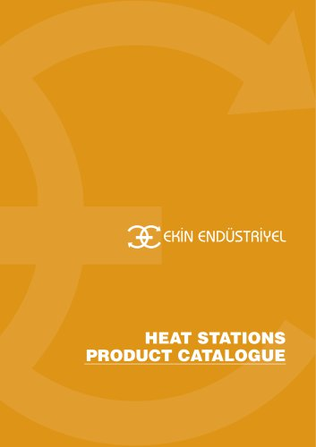 HEAT STATIONS PRODUCT CATALOGUE