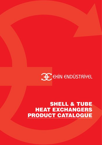 TUBE HEAT EXCHANGER PRODUCT CATALOGUE