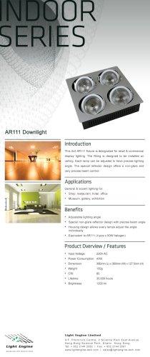 AR111 Downlight